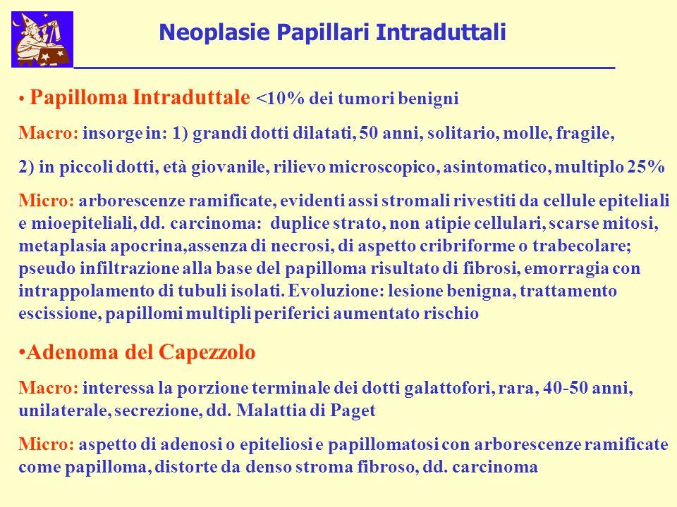 Neoplasie Papillari Intraduttali
