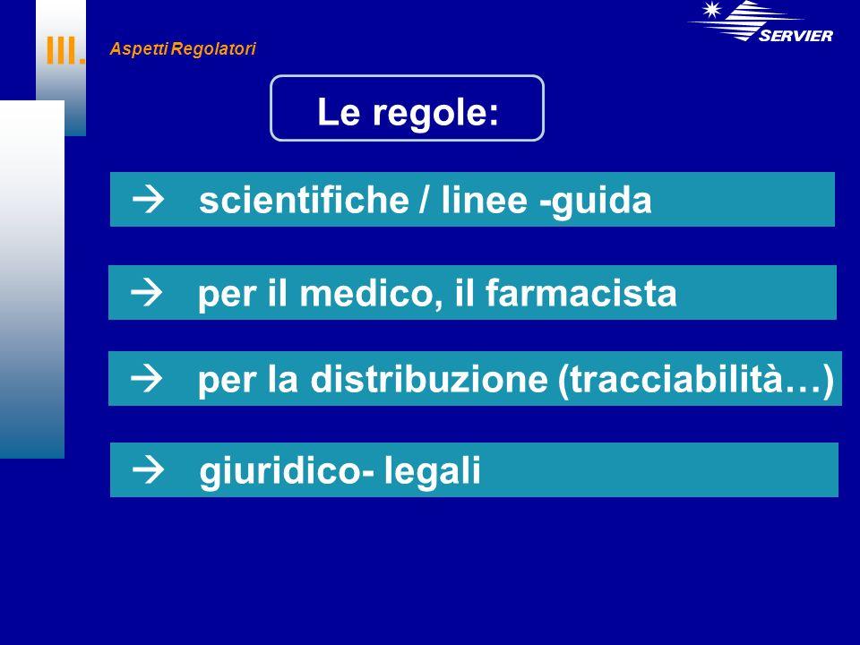  scientifiche / linee -guida