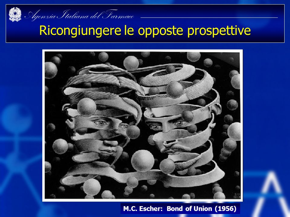 Ricongiungere le opposte prospettive