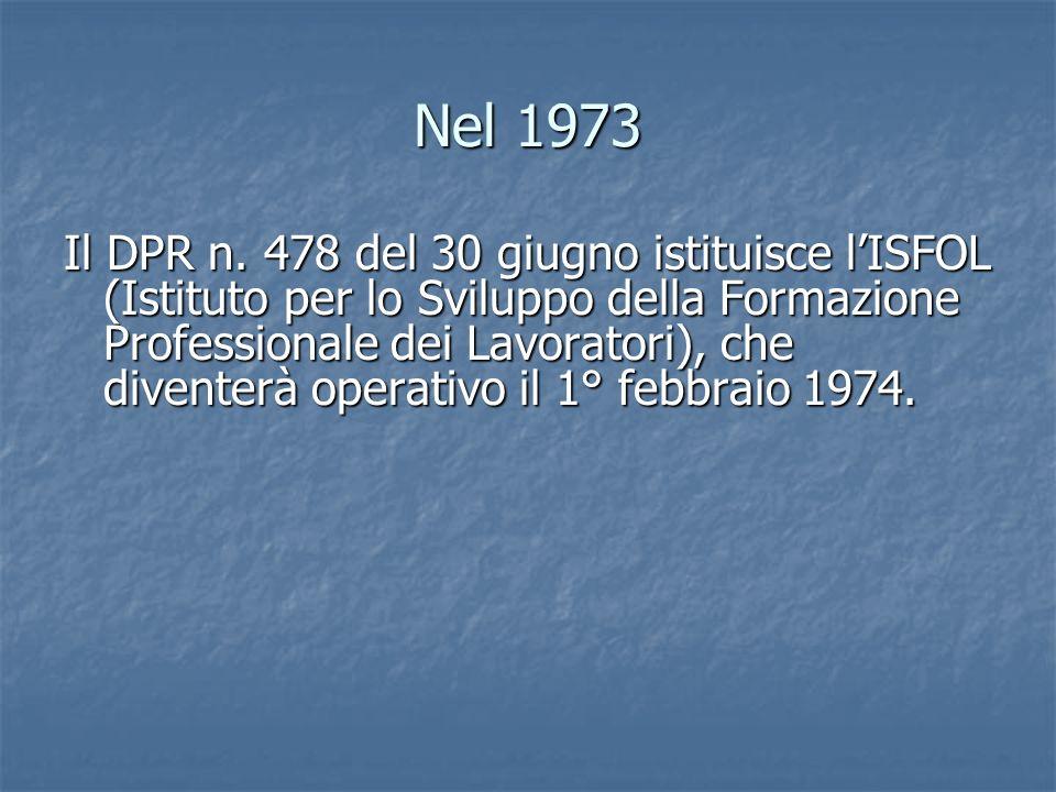 Nel 1973