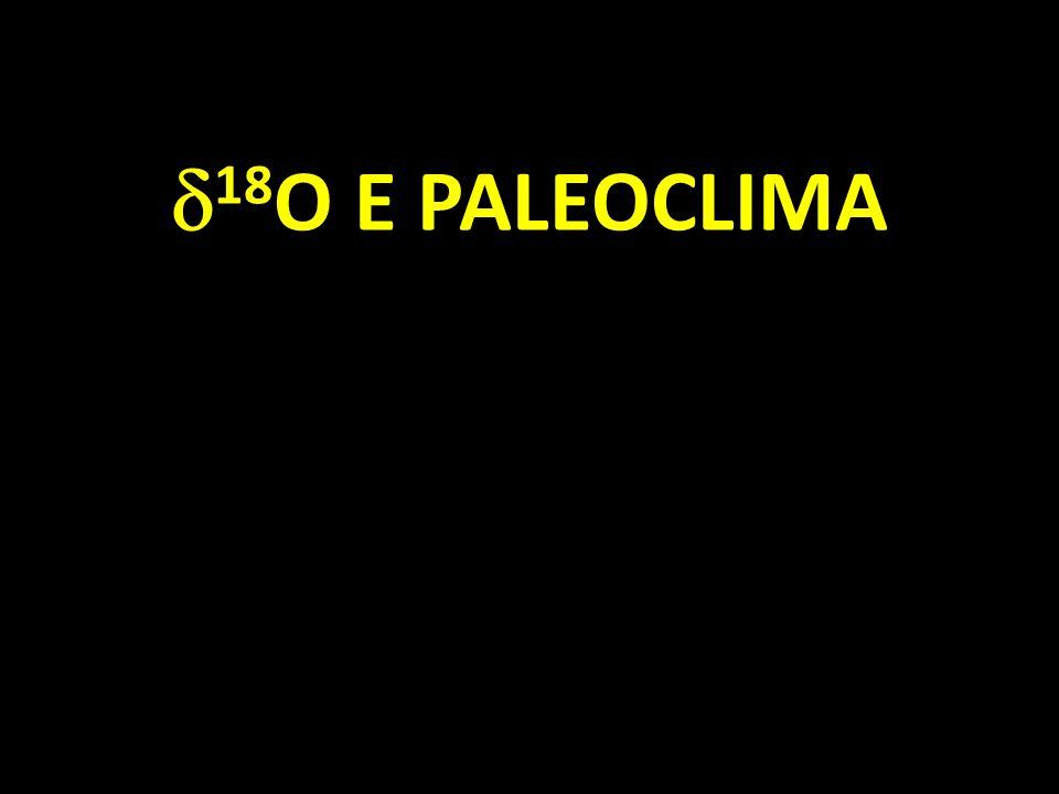 d18O E PALEOCLIMA