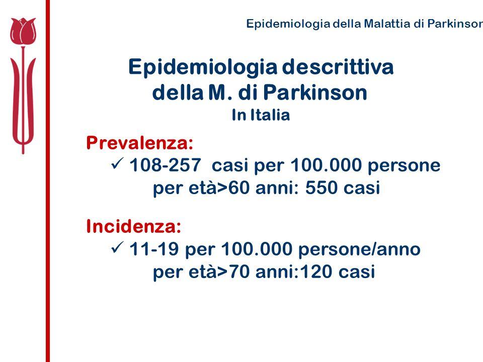 Epidemiologia descrittiva