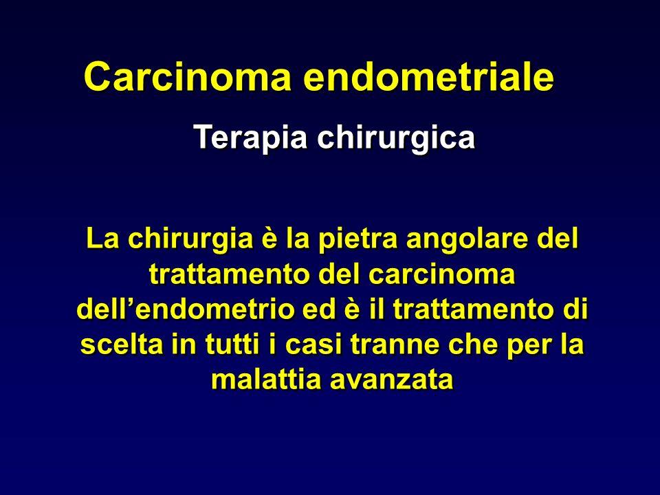 Carcinoma endometriale