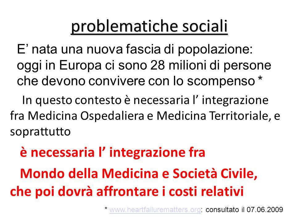 problematiche sociali