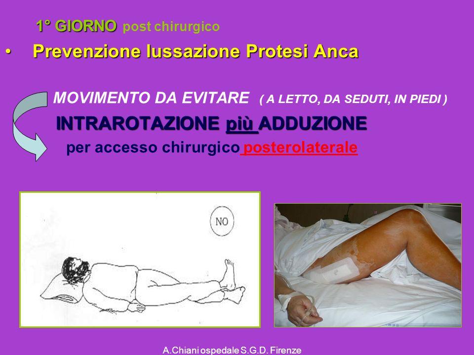 A.Chiani ospedale S.G.D. Firenze