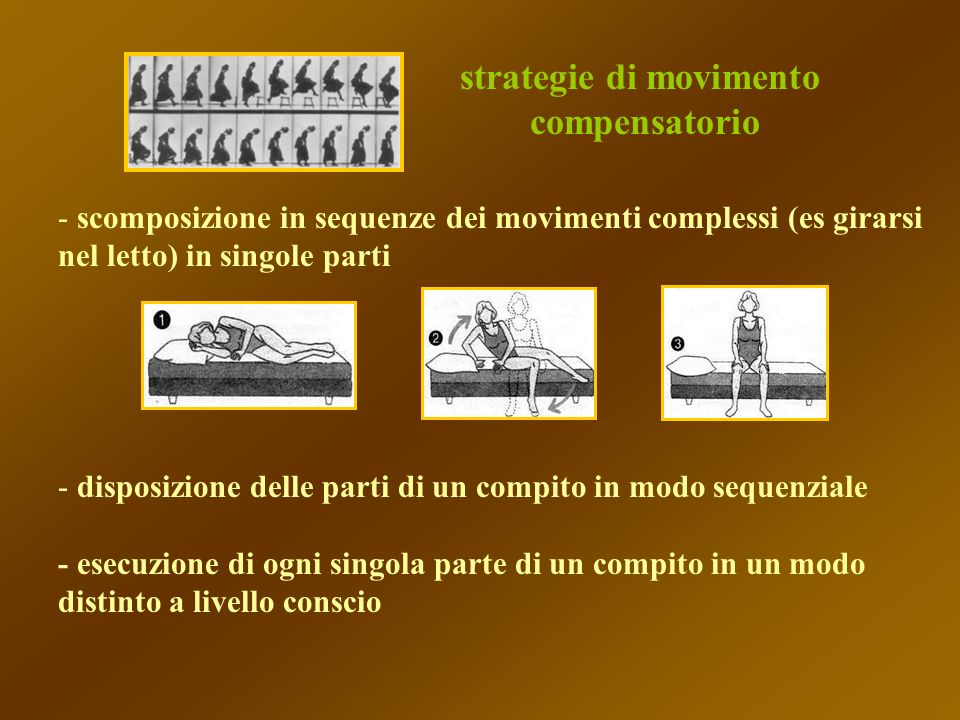 strategie di movimento