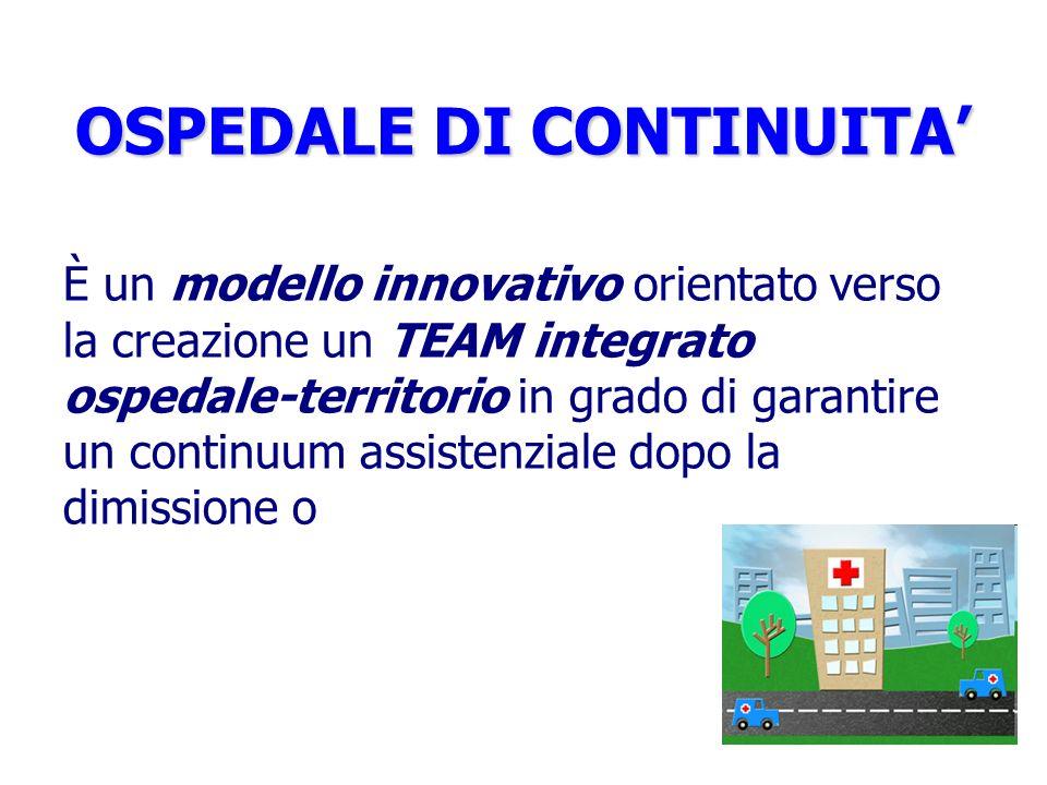 OSPEDALE DI CONTINUITA'