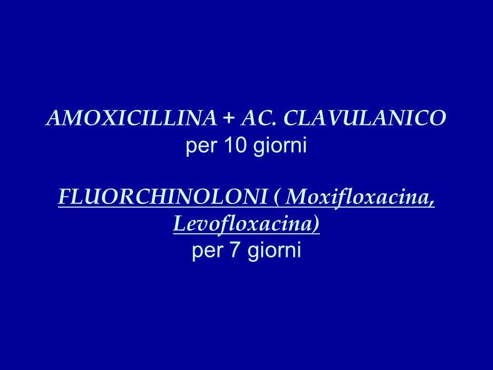 AMOXICILLINA + AC.