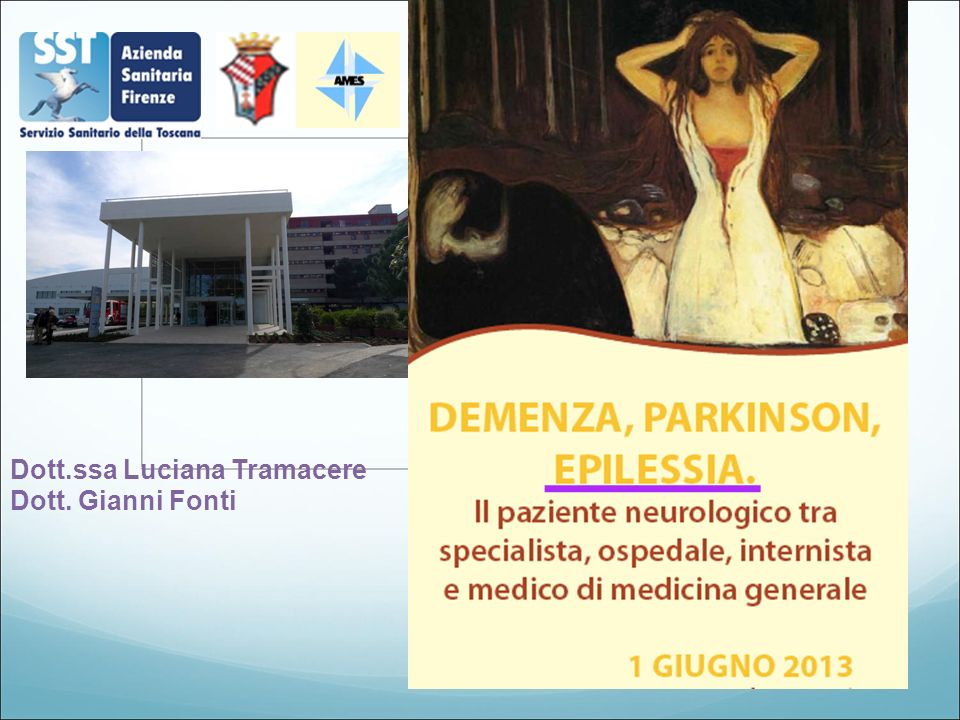 Dott.ssa Luciana Tramacere Dott. Gianni Fonti
