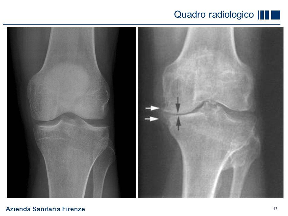 Quadro radiologico