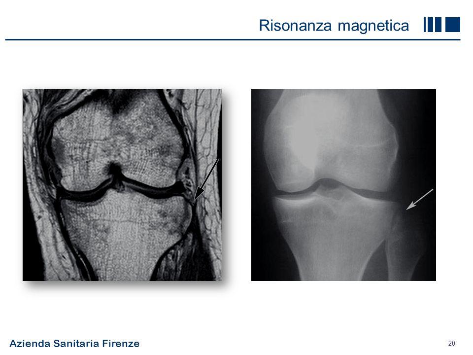 Risonanza magnetica costo 145 € risoluzione ++ panoramico +++ osso +/-
