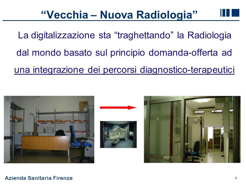 Vecchia – Nuova Radiologia