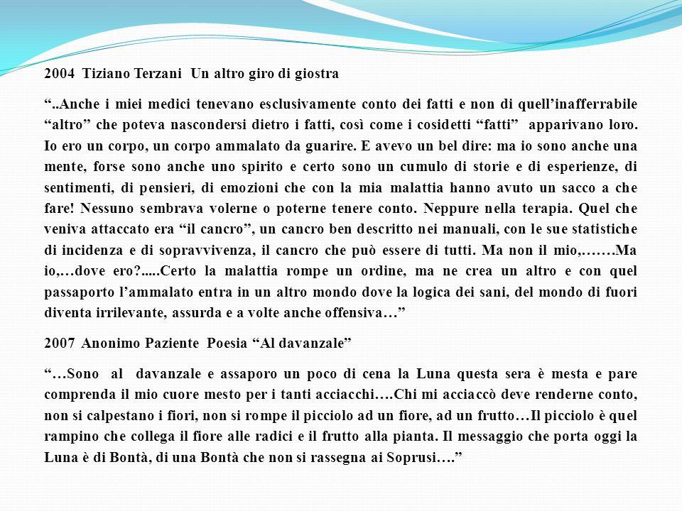 2004 Tiziano Terzani Un altro giro di giostra