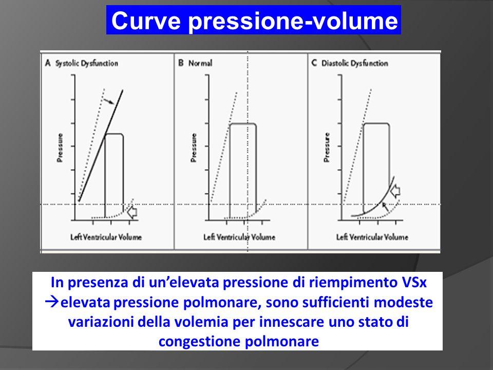 Curve pressione-volume