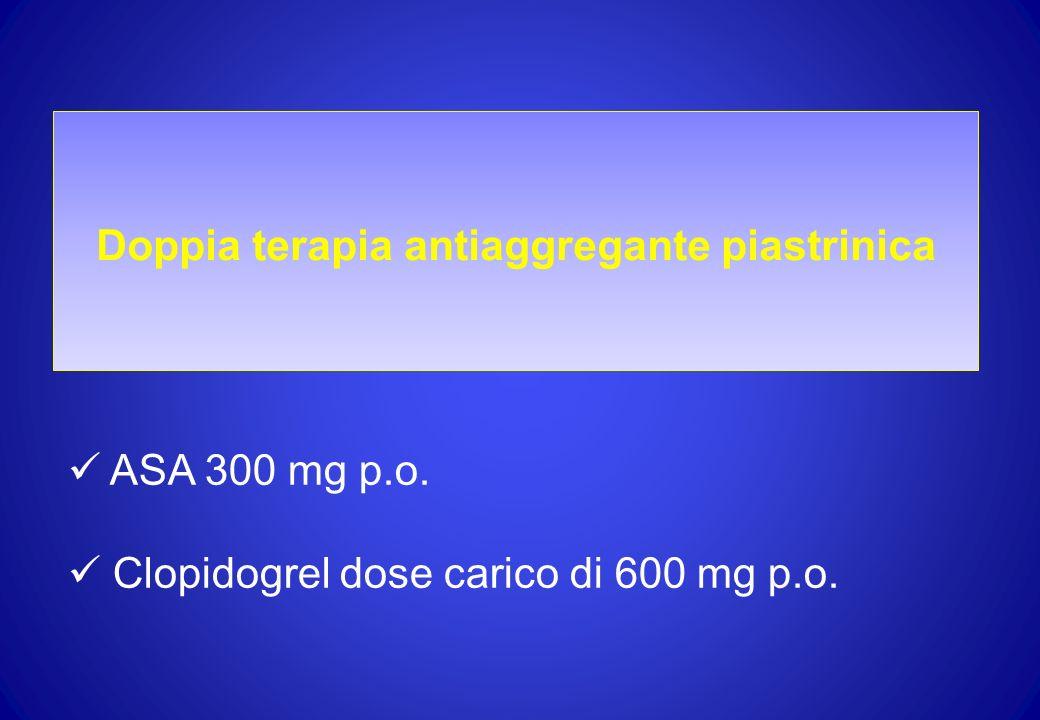 Doppia terapia antiaggregante piastrinica