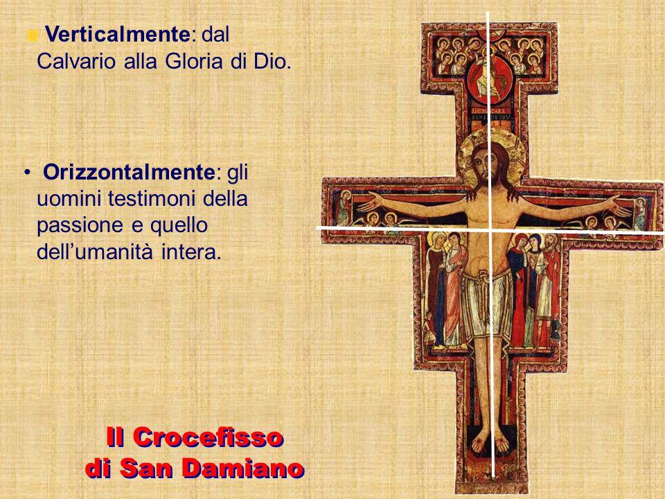 Il Crocefisso di San Damiano