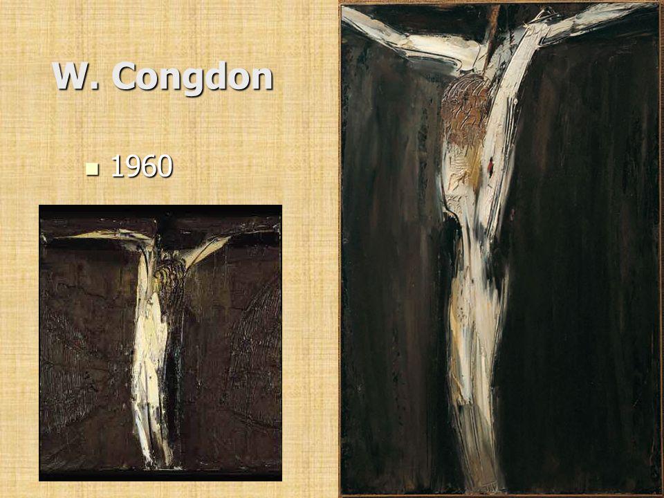 W. Congdon 1960