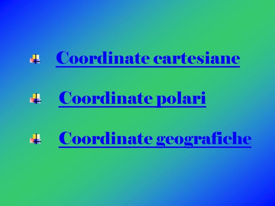 Coordinate geografiche