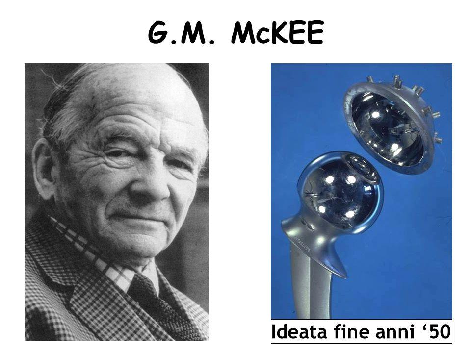 G.M. McKEE Ideata fine anni '50