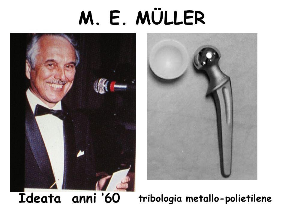 tribologia metallo-polietilene