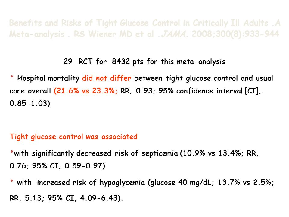 29 RCT for 8432 pts for this meta-analysis