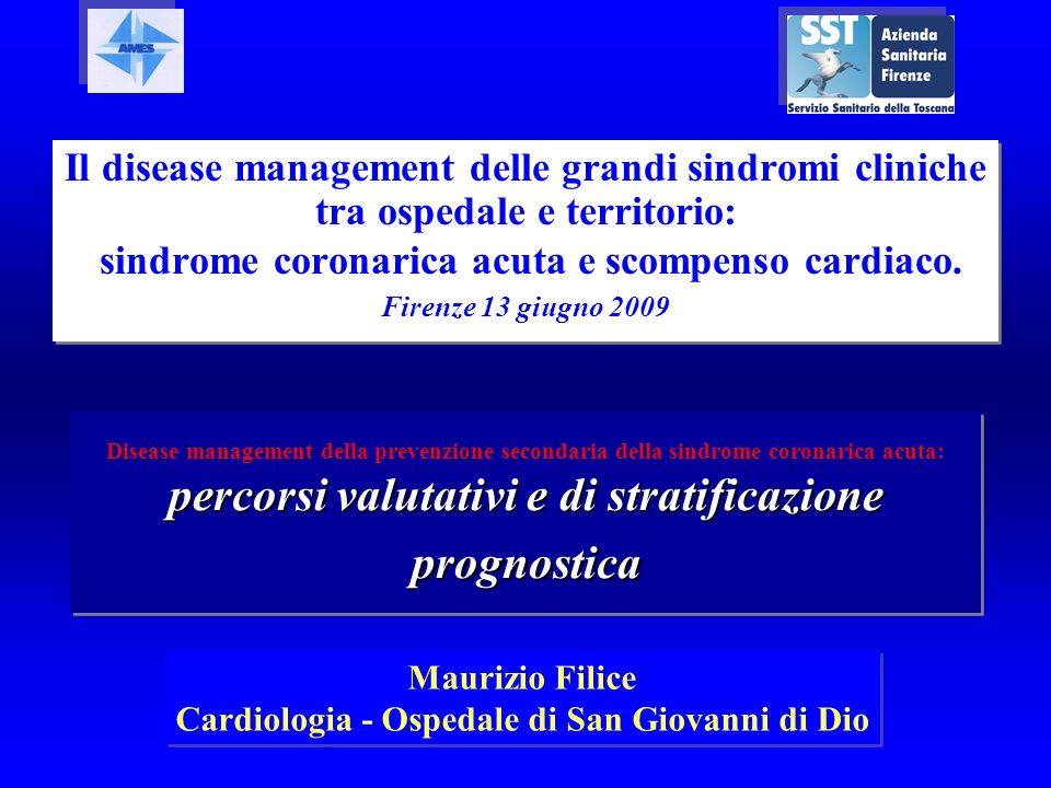 Cardiologia - Ospedale di San Giovanni di Dio