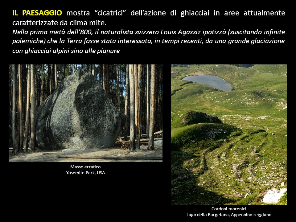 Lago della Bargetana, Appennino reggiano