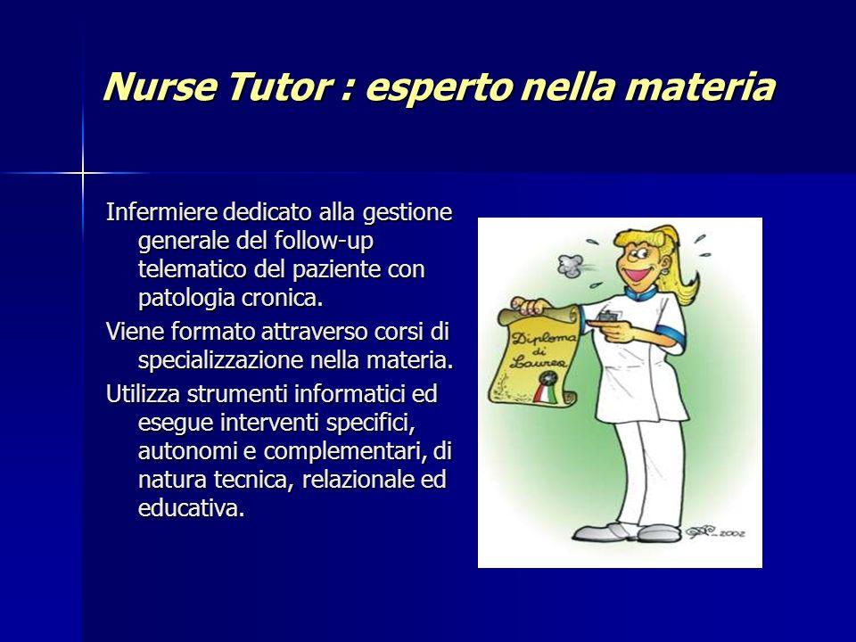 Nurse Tutor : esperto nella materia