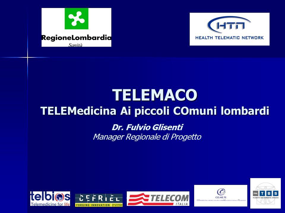 TELEMedicina Ai piccoli COmuni lombardi