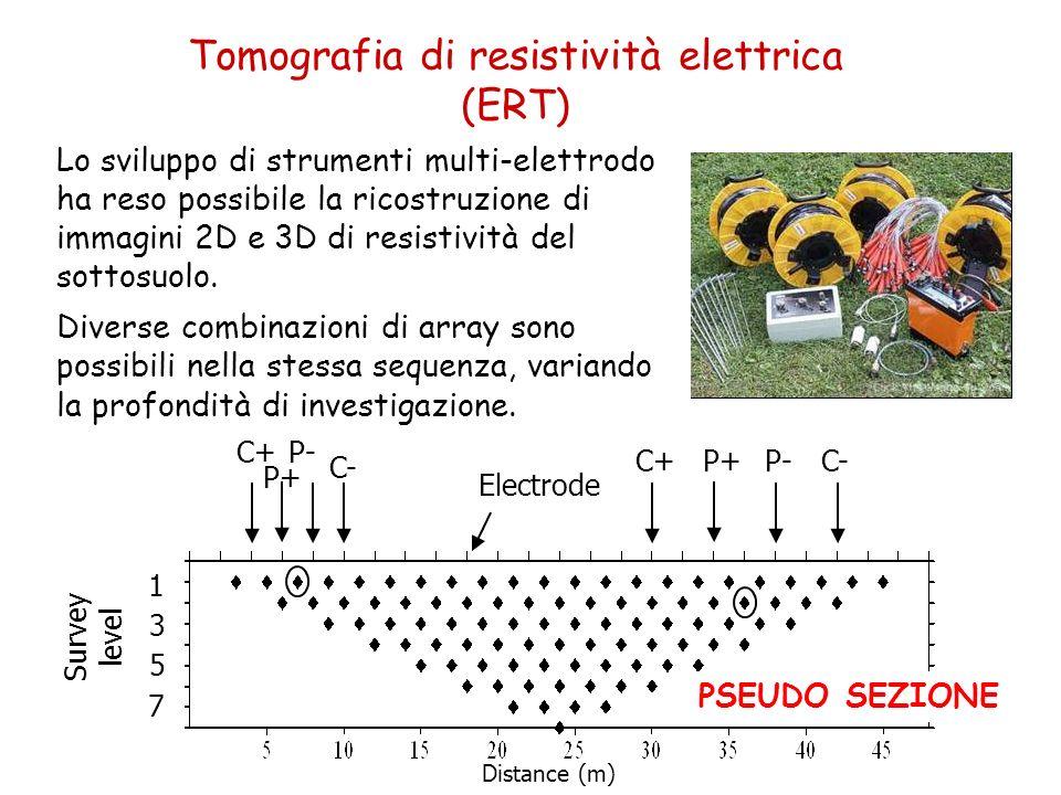 Tomografia di resistività elettrica