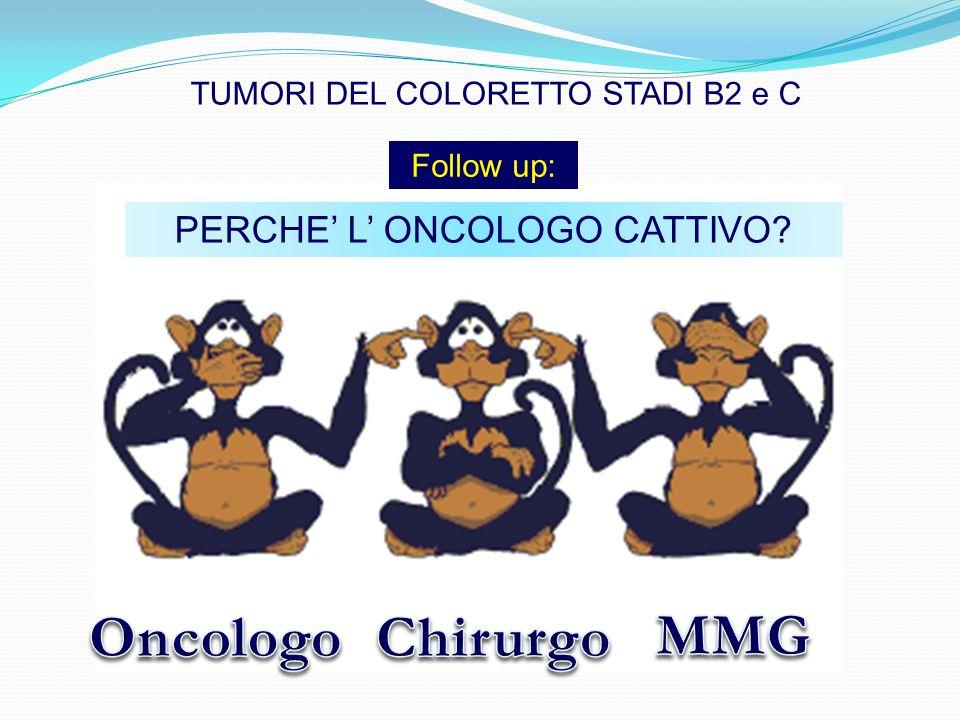 Oncologo Chirurgo MMG PERCHE' L' ONCOLOGO CATTIVO