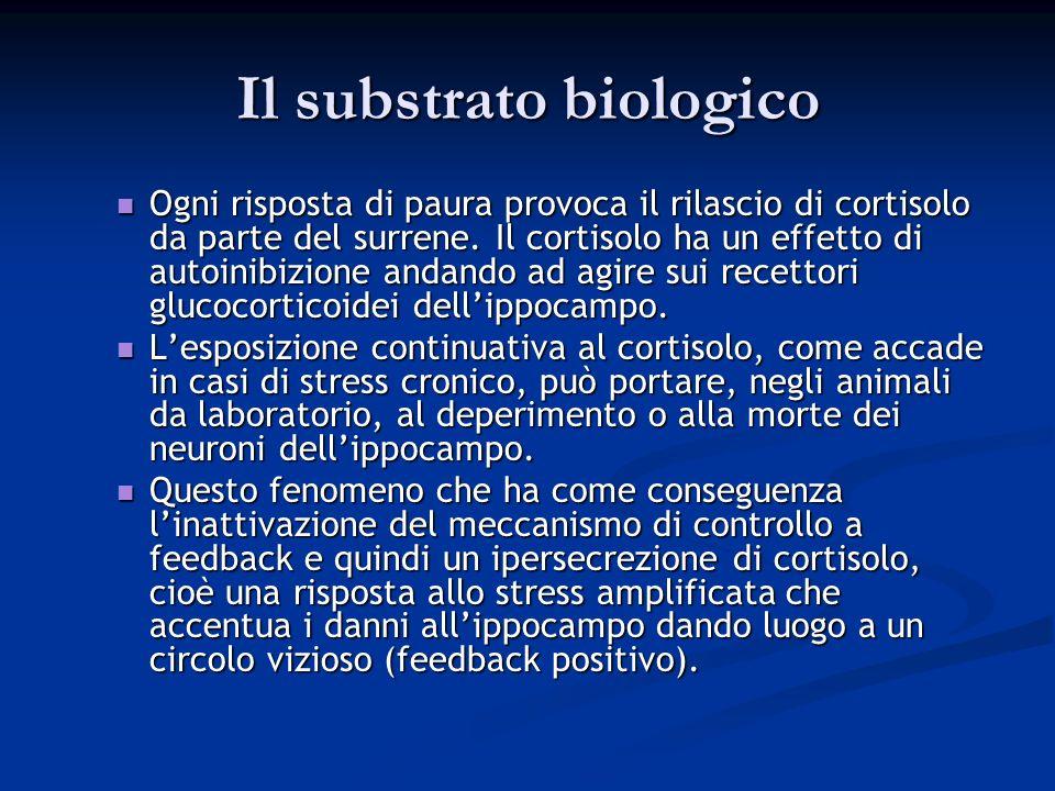 Il substrato biologico