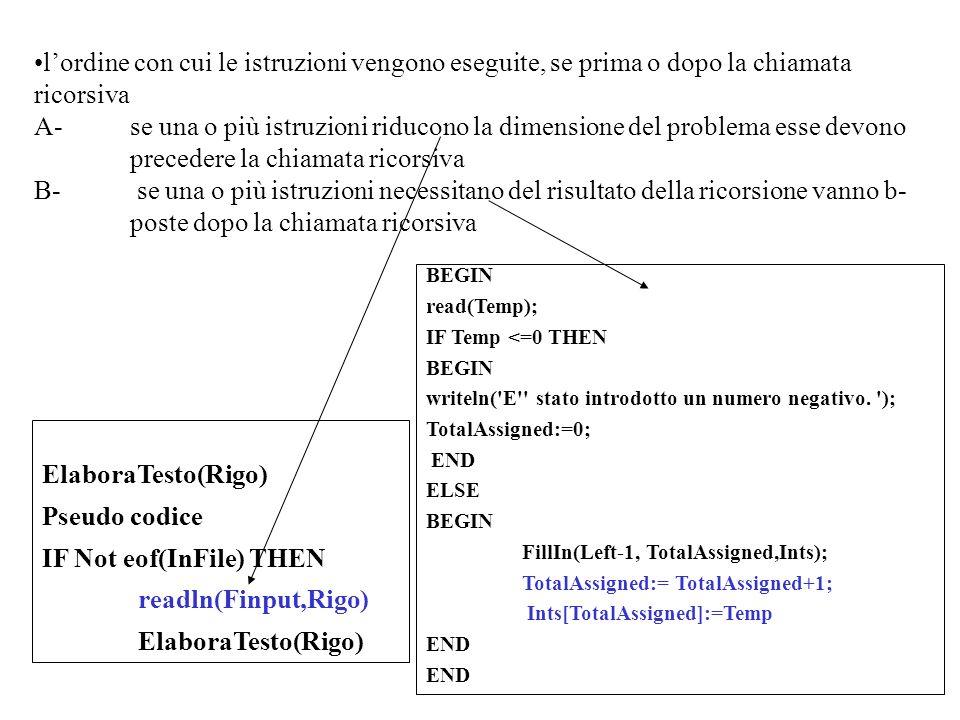 IF Not eof(InFile) THEN readln(Finput,Rigo)