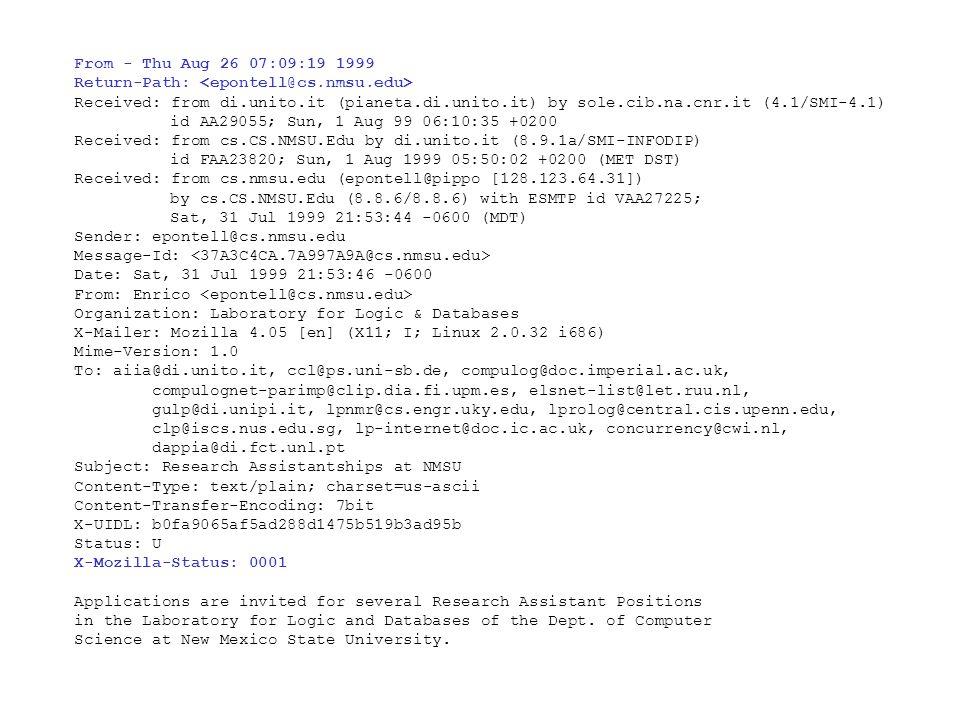 From - Thu Aug 26 07:09:19 1999 Return-Path: <epontell@cs.nmsu.edu>