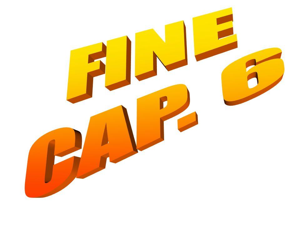 FINE CAP. 6