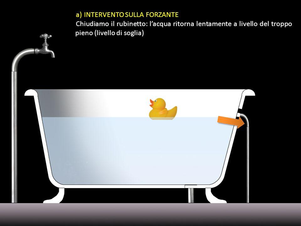 INTERVENTO SULLA FORZANTE