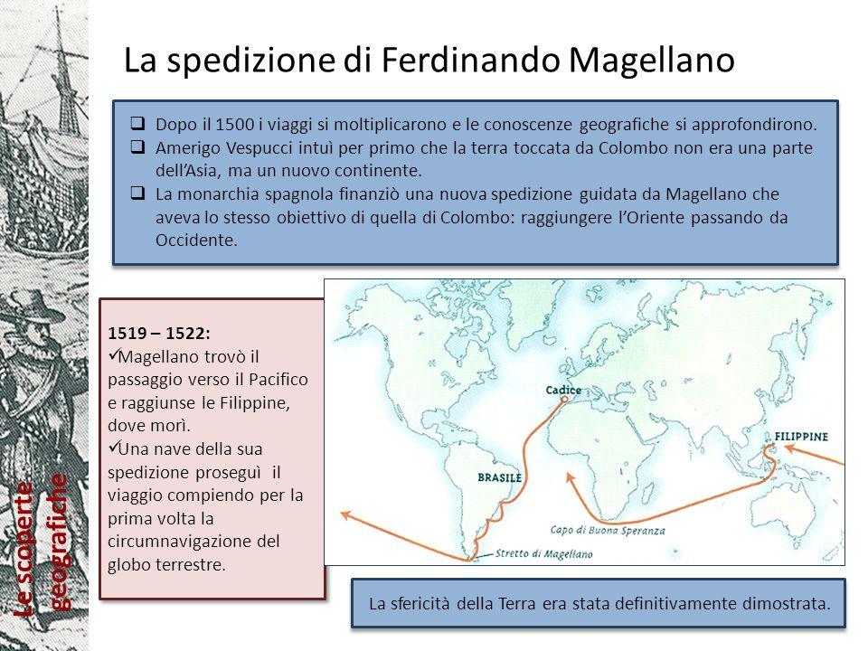 La spedizione di Ferdinando Magellano