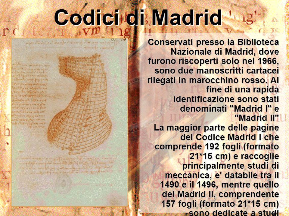 Codici di Madrid