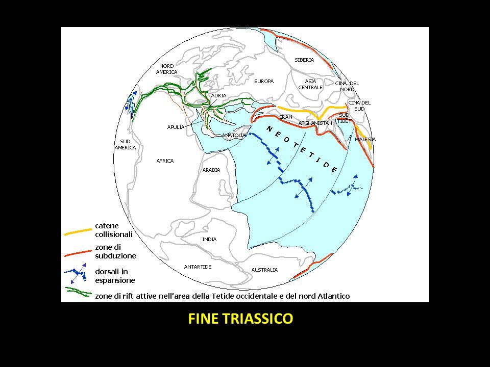 FINE TRIASSICO