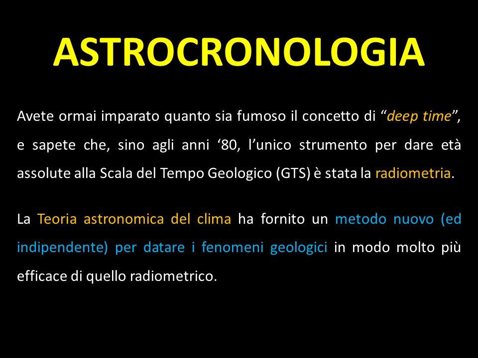 ASTROCRONOLOGIA