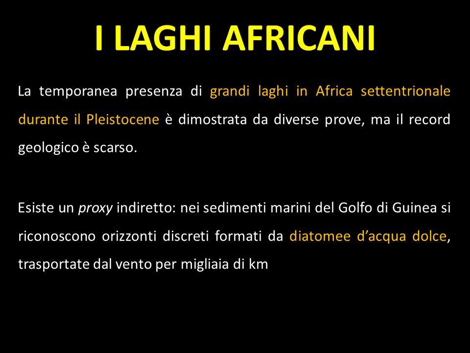 I LAGHI AFRICANI