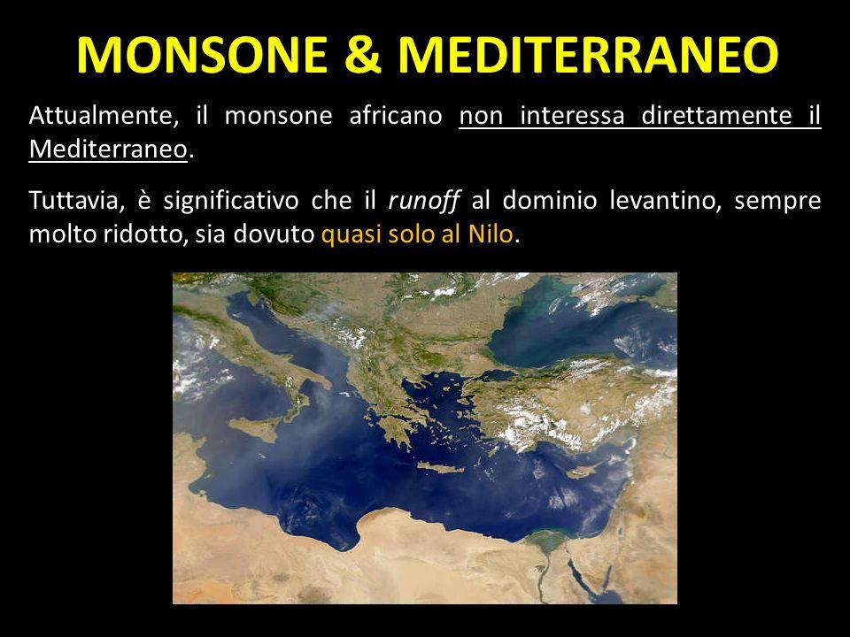 MONSONE & MEDITERRANEO