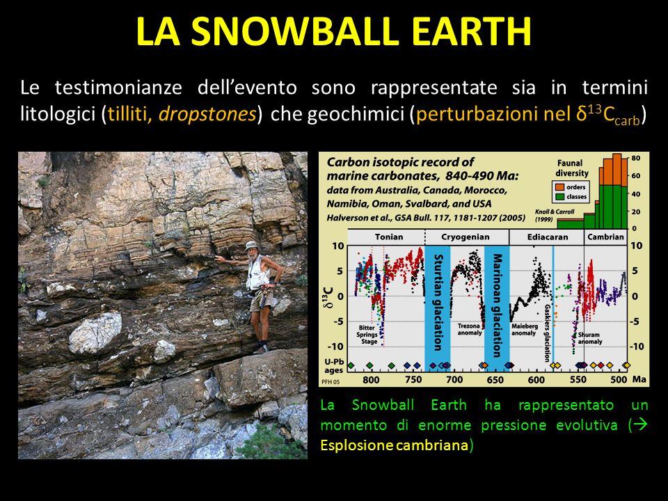 LA SNOWBALL EARTH
