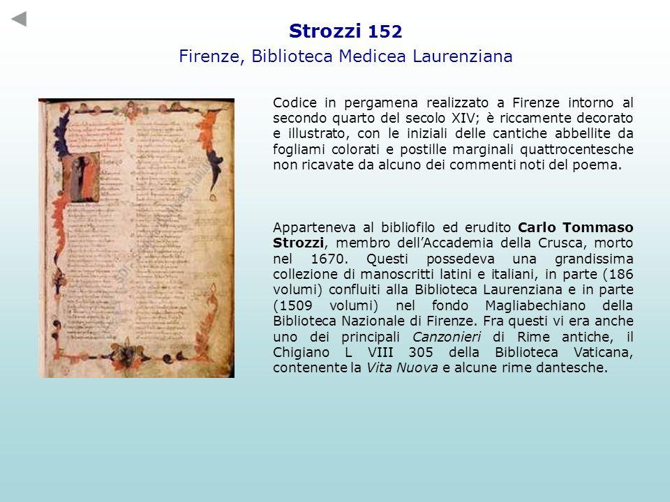 Firenze, Biblioteca Medicea Laurenziana