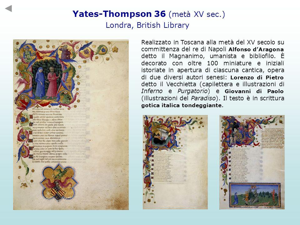Yates-Thompson 36 (metà XV sec.)