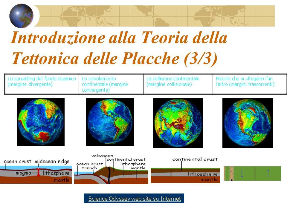 Introduzione alla Teoria della Tettonica delle Placche (3/3)