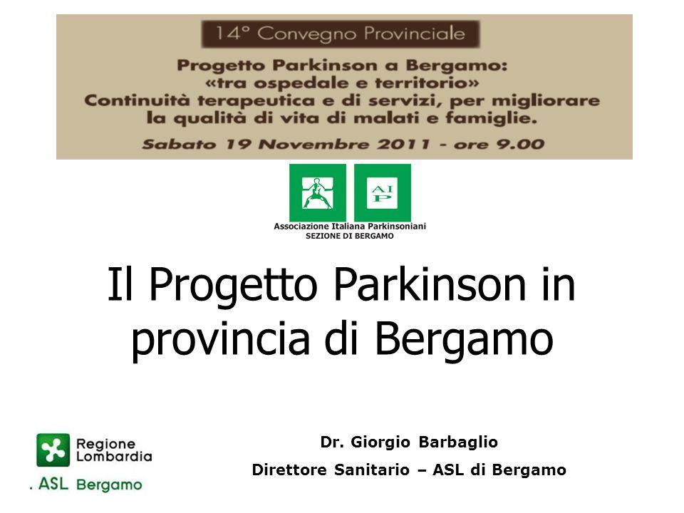 Direttore Sanitario – ASL di Bergamo