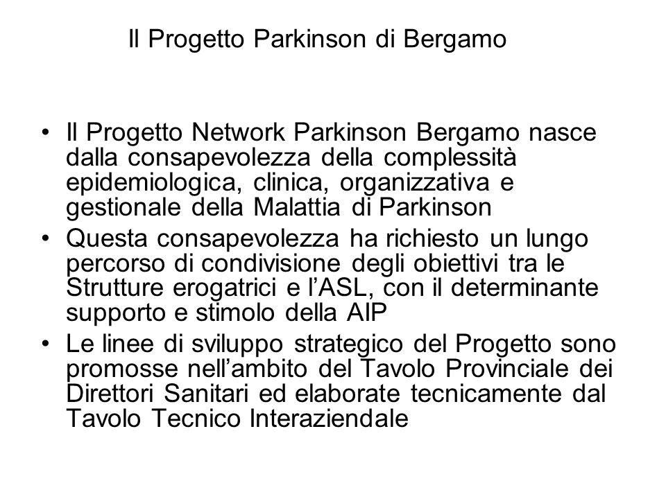 Il Progetto Parkinson di Bergamo