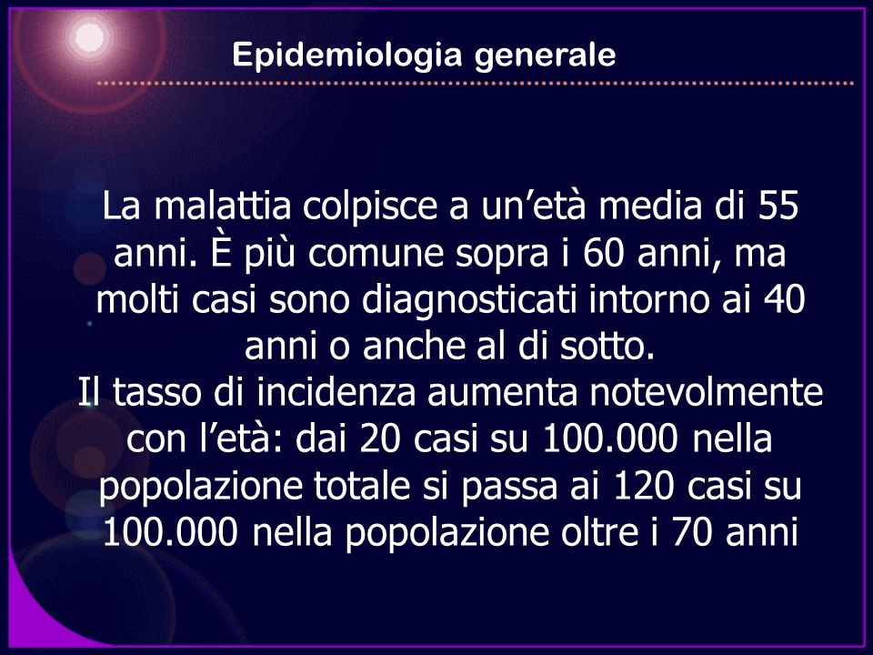 Epidemiologia generale