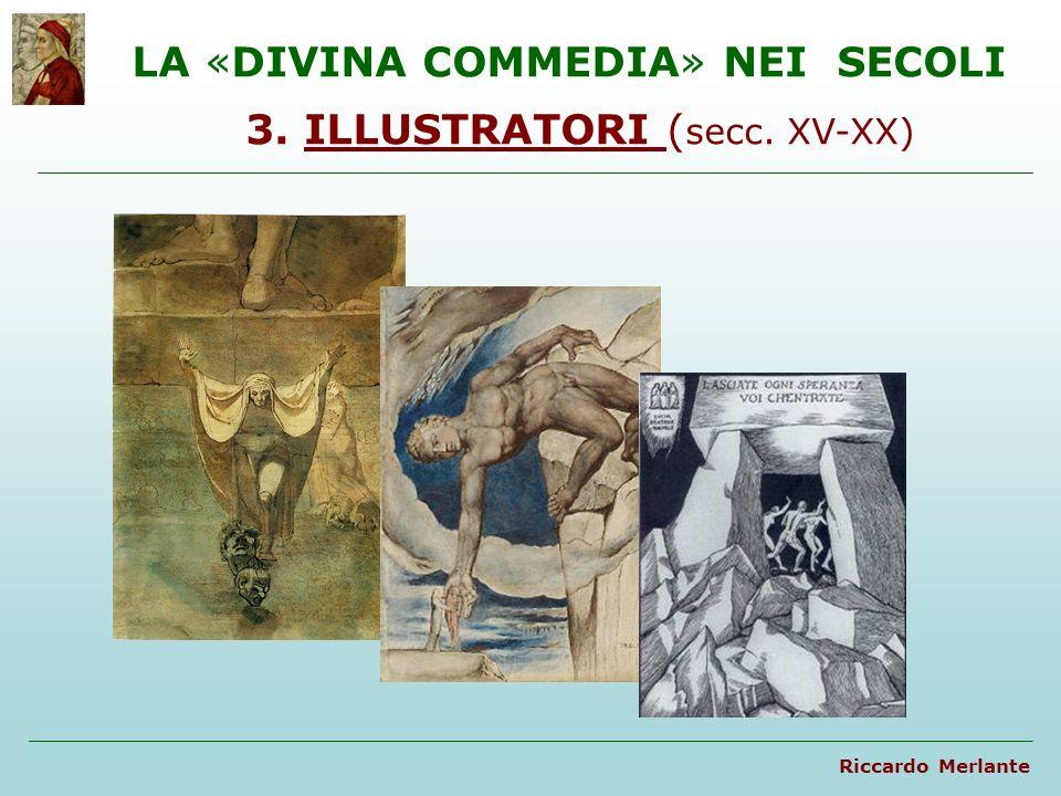 3. ILLUSTRATORI (secc. XV-XX)